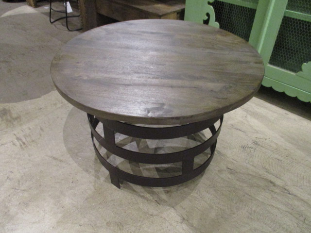 Round Coffee Table Nadeau Atlanta