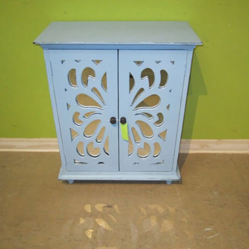 Two door cabinet nadeau austin