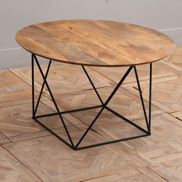 Round Coffee Table Nadeau Baton Rouge