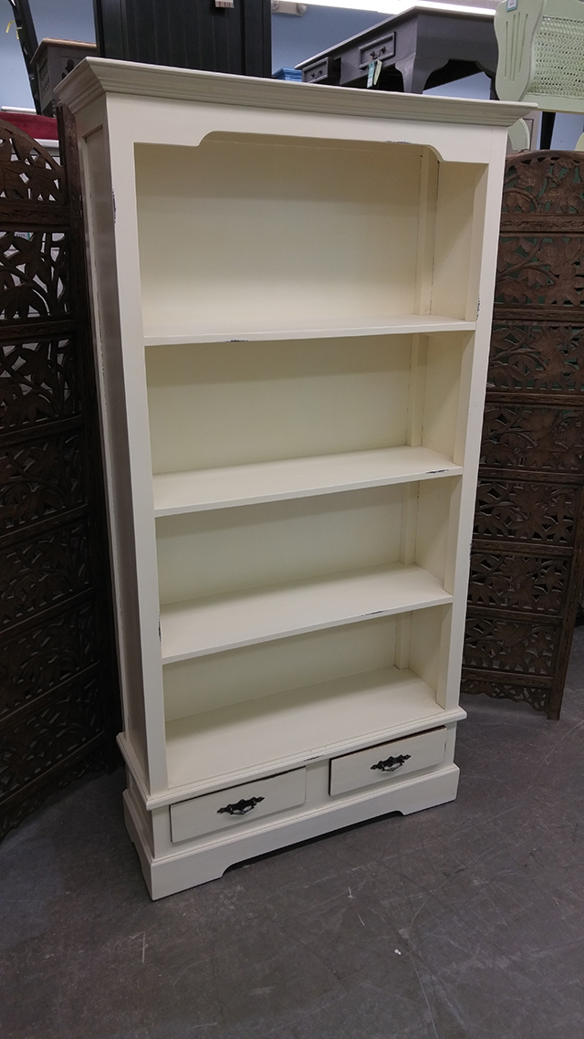 Mahogany Bookcase With Drawers Nadeau Baton Rouge