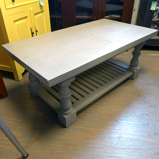 Baluster Coffee Table Nadeau Chicago