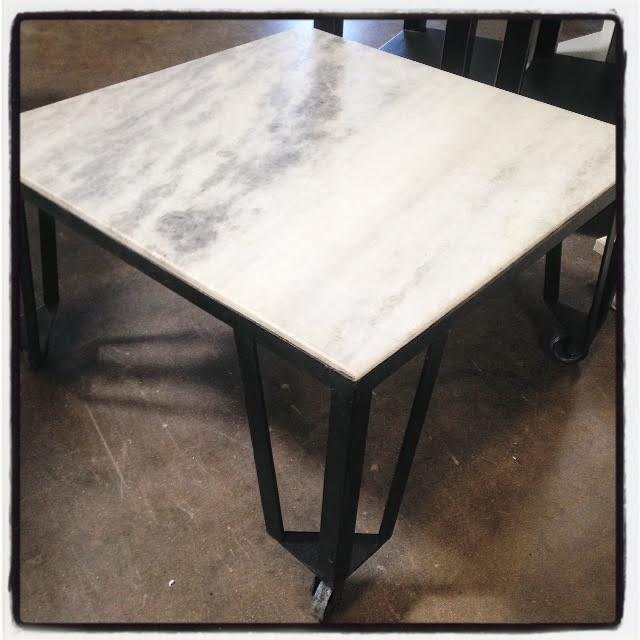 Marble Coffee Table Houston: Nadeau Dallas