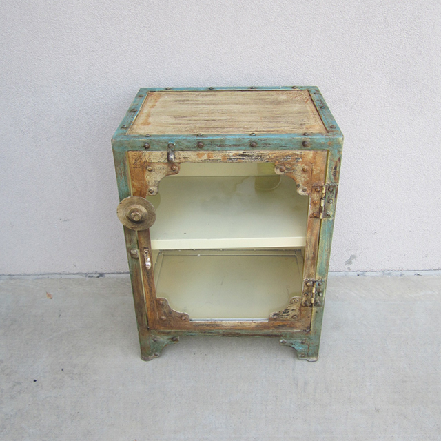 Iron Bedside Table