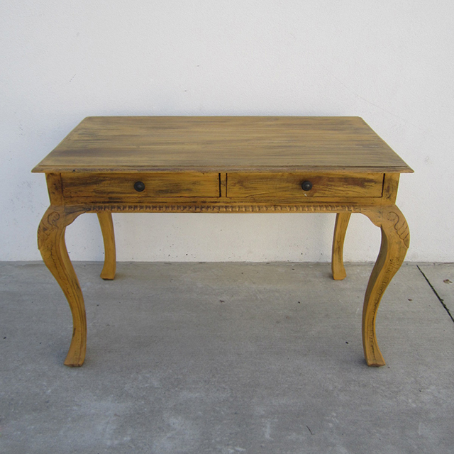 Two Drawer Writing Table Nadeau Minneapolis