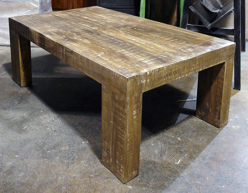 Square Leg Coffee Table