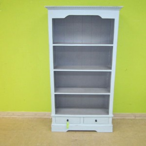 Bookcase With Two Drawers