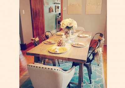 Rustic Chic Style