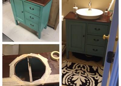 DIY Nashville Sink