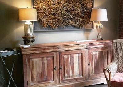 Rustic Savannah Style